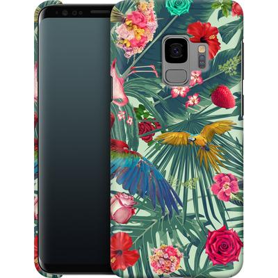 Samsung Galaxy S9 Smartphone Huelle - Tropic Fun von Mark Ashkenazi