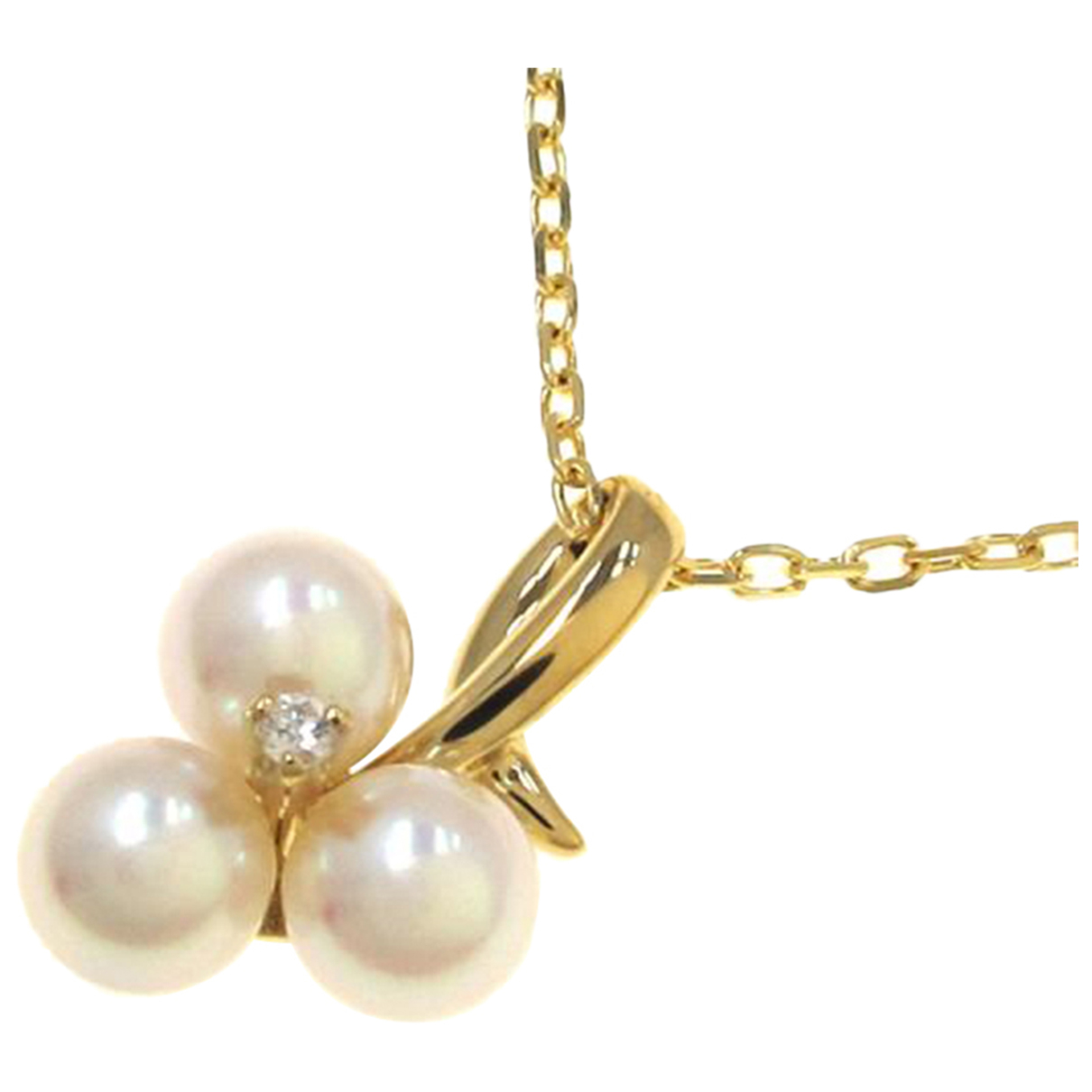 Mikimoto N Yellow gold necklace for Women N