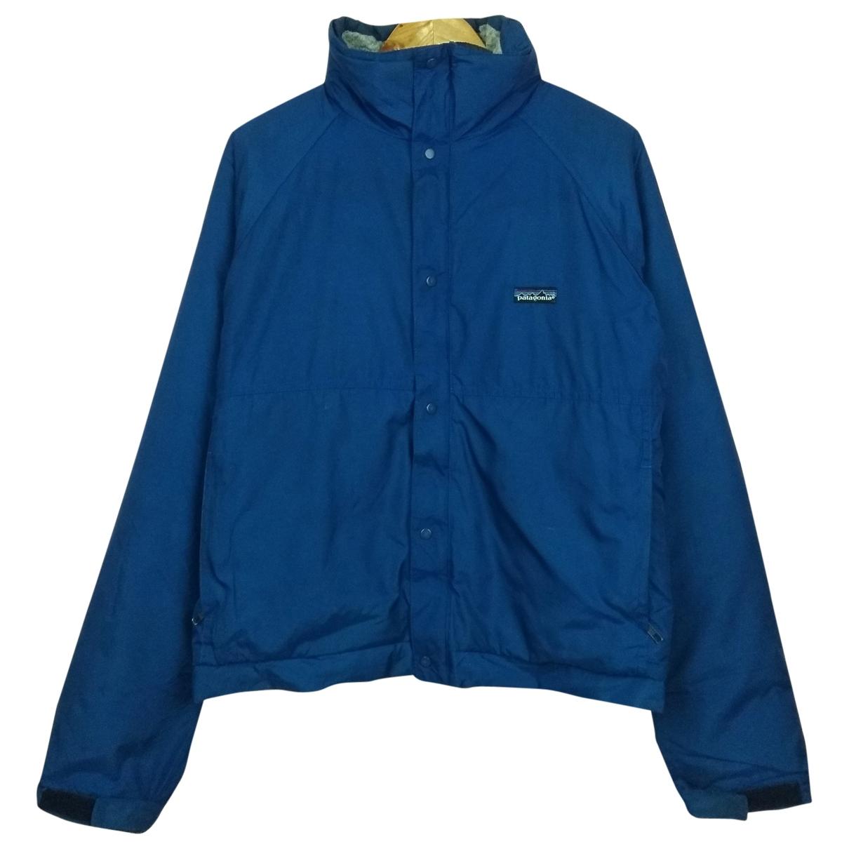 Patagonia \N Blue jacket  for Men M International