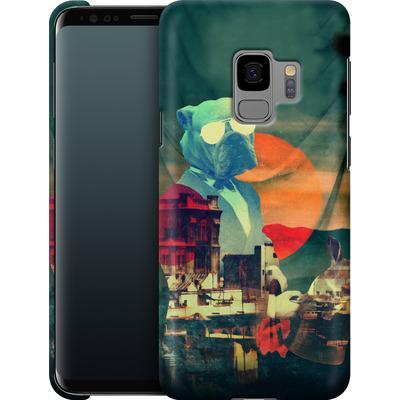 Samsung Galaxy S9 Smartphone Huelle - Abracadabra von Ali Gulec
