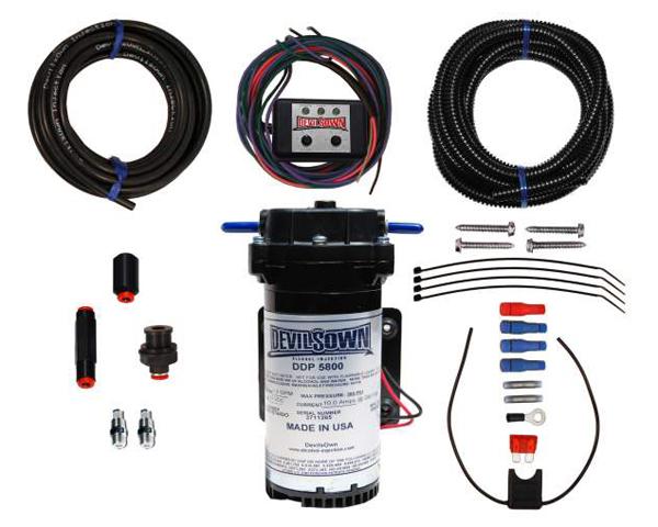 DevilsOwn DO-5102 Stage 2 Gasoline Universal 2.5 Bar Injection Kit
