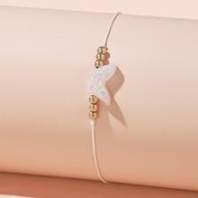 Girls Butterfly Decor Bracelet