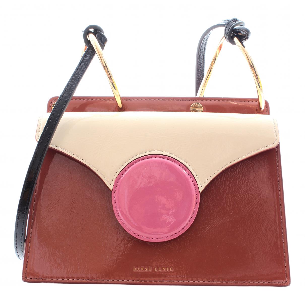 Danse Lente \N Multicolour Patent leather handbag for Women \N