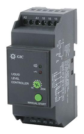 GIC 44 Series Level Controller -, 110 V ac