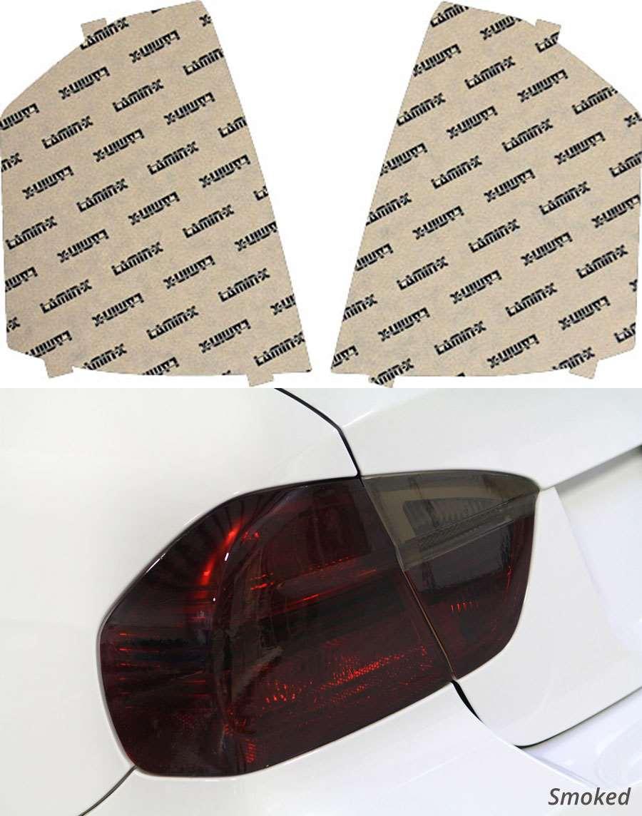 Chrysler 300C & 300 04-10 Smoked Tail Light Covers Lamin-X C208S