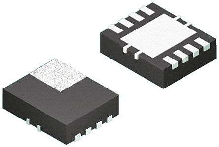 Texas Instruments BQ24313DSGT, Battery Voltage Protection, 3.3 → 30 V 8-Pin, WSON (5)