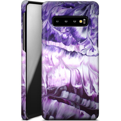 Samsung Galaxy S10 Smartphone Huelle - Macro 5 von Gela Behrmann
