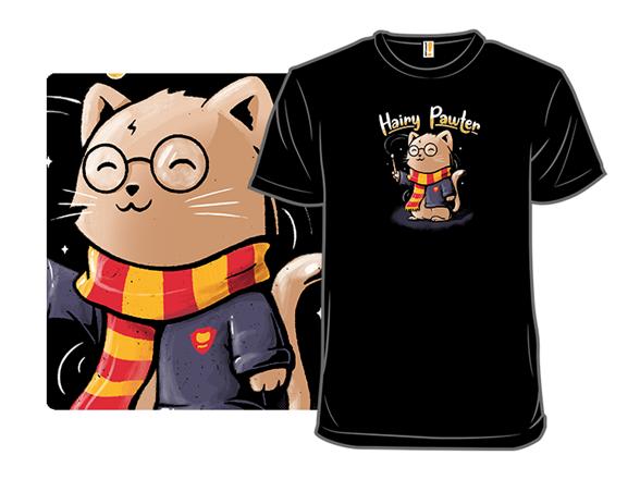 Hairy Pawter T Shirt