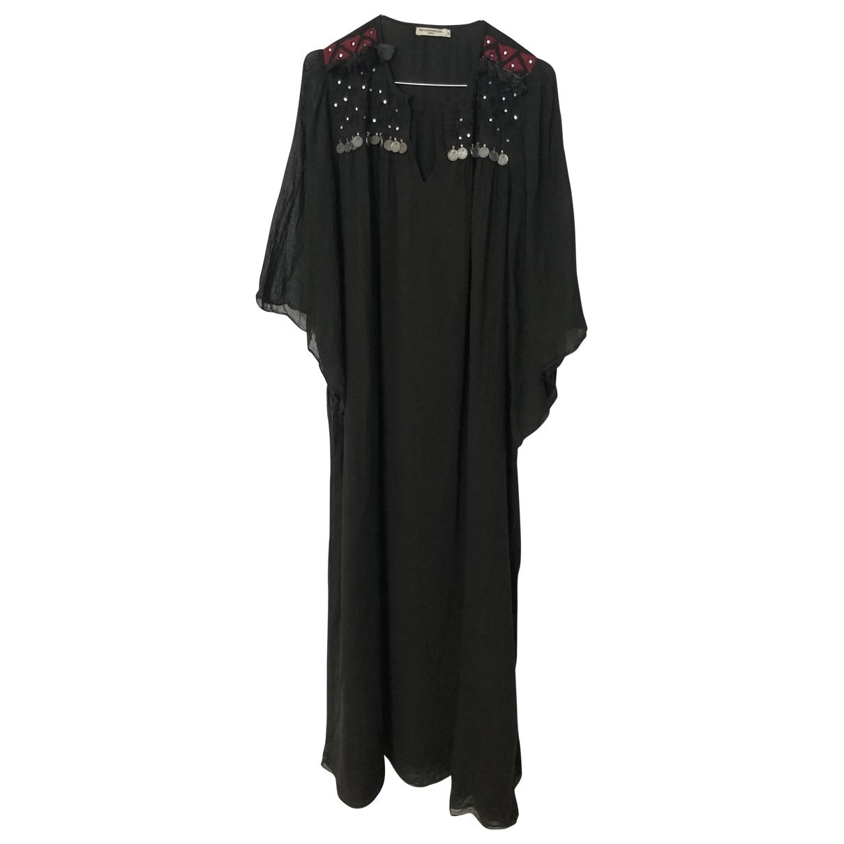 Mes Demoiselles ... \N Black Cotton dress for Women 38 FR