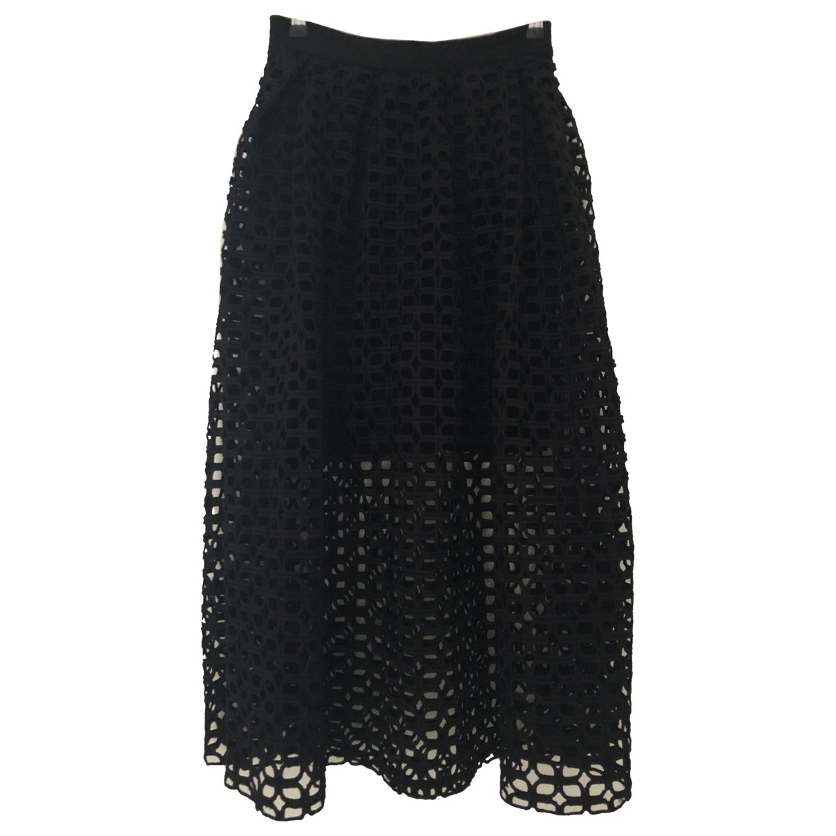 Maje \N Black skirt for Women S International