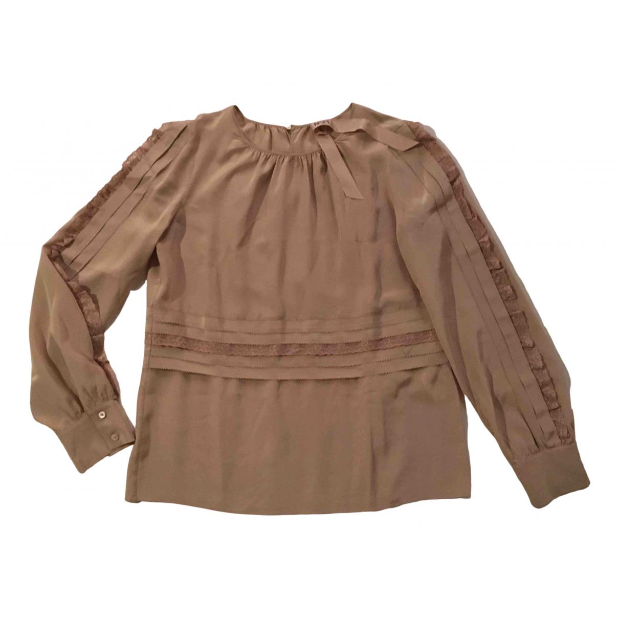 Blusa de Seda N°21