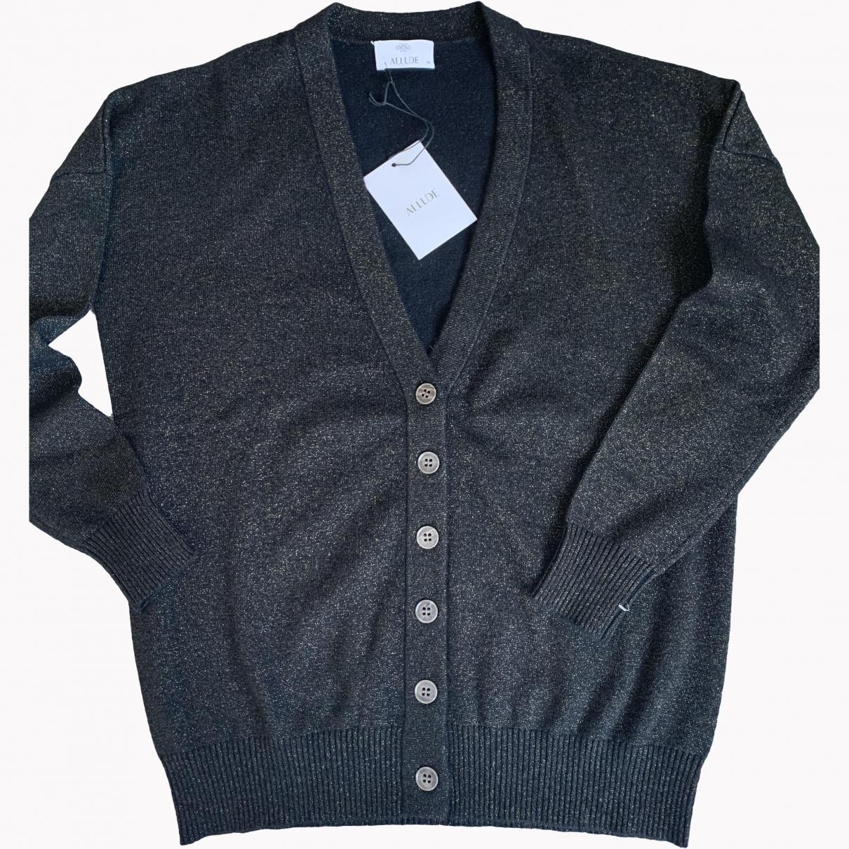 Allude \N Black Wool Knitwear for Women XS International