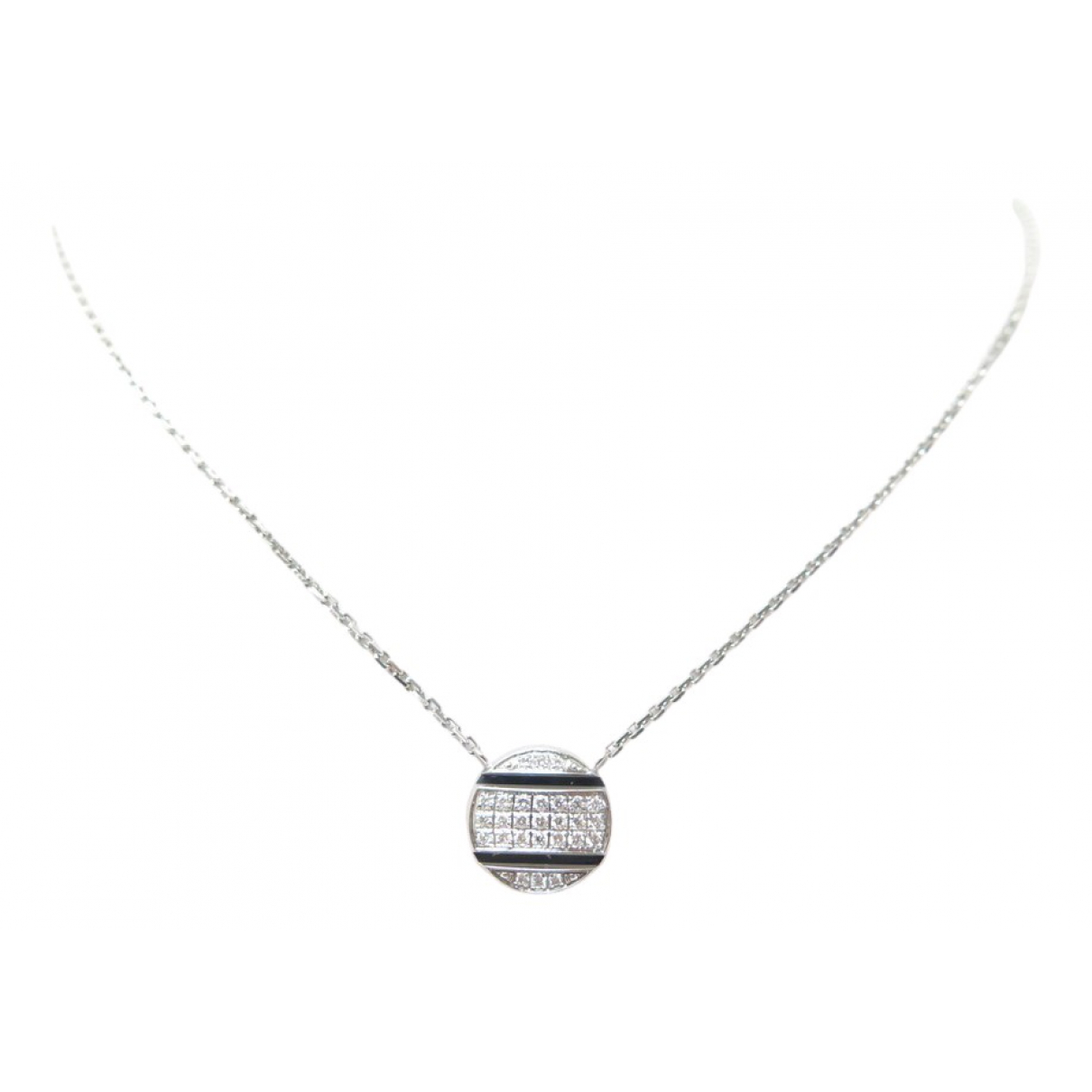 Chaumet Class One Silver White gold necklace for Women N
