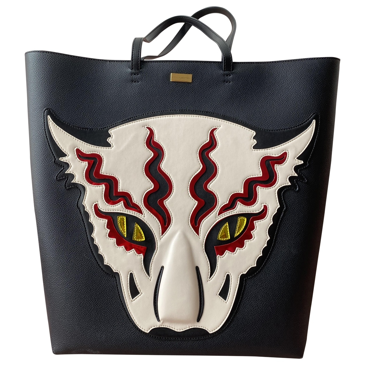 Stella Mccartney \N Black handbag for Women \N
