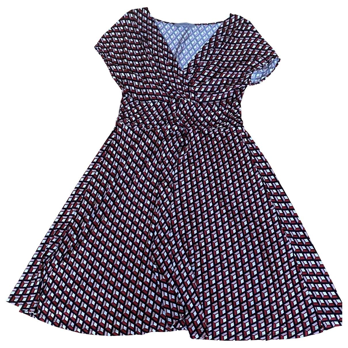 Marella \N Kleid in  Bunt Viskose