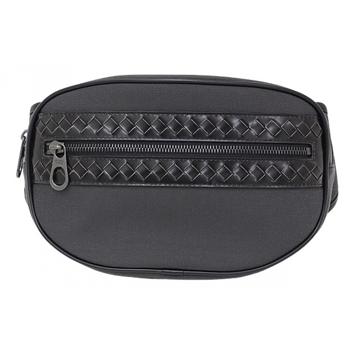 Bottega Veneta N Black Cloth Clutch bag for Women N