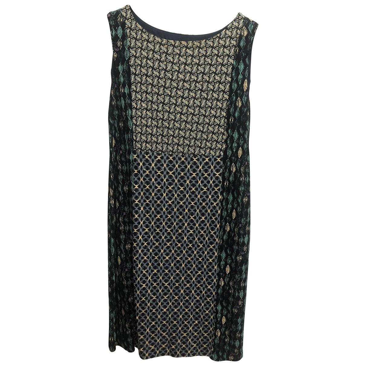 Maliparmi \N Kleid in  Blau Synthetik