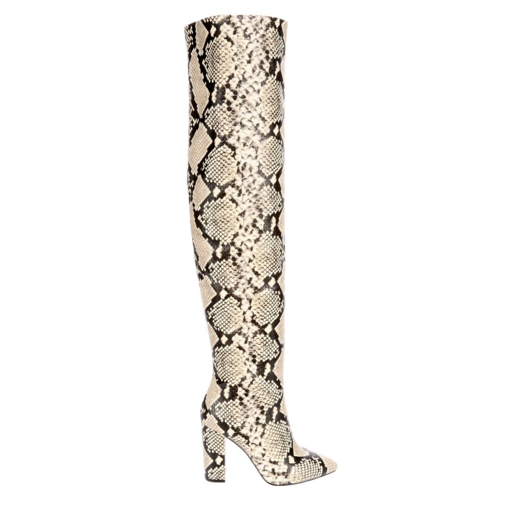 Call It Spring Womens Slouch Over The Knee Dress Boot