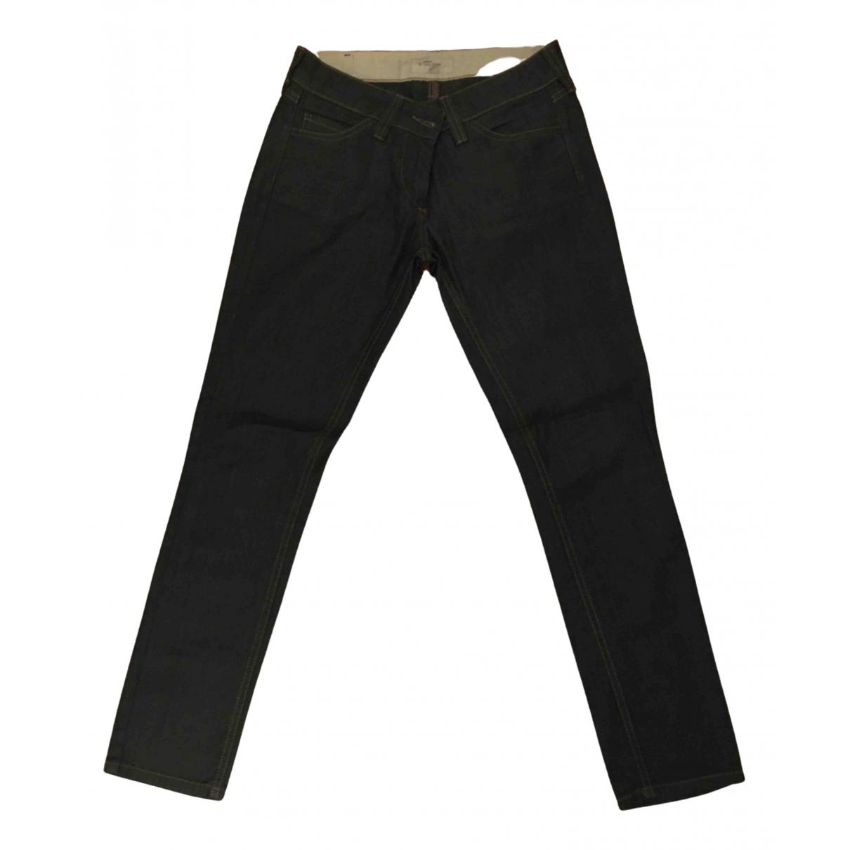 Isabel Marant Etoile N Grey Cotton - elasthane Jeans for Women 34 FR