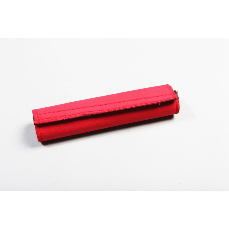 Rugged Ridge 13305.57 Grab Handle Kit, Red; 07-10 Jeep Wrangler JK Jeep Wrangler 2007-2010