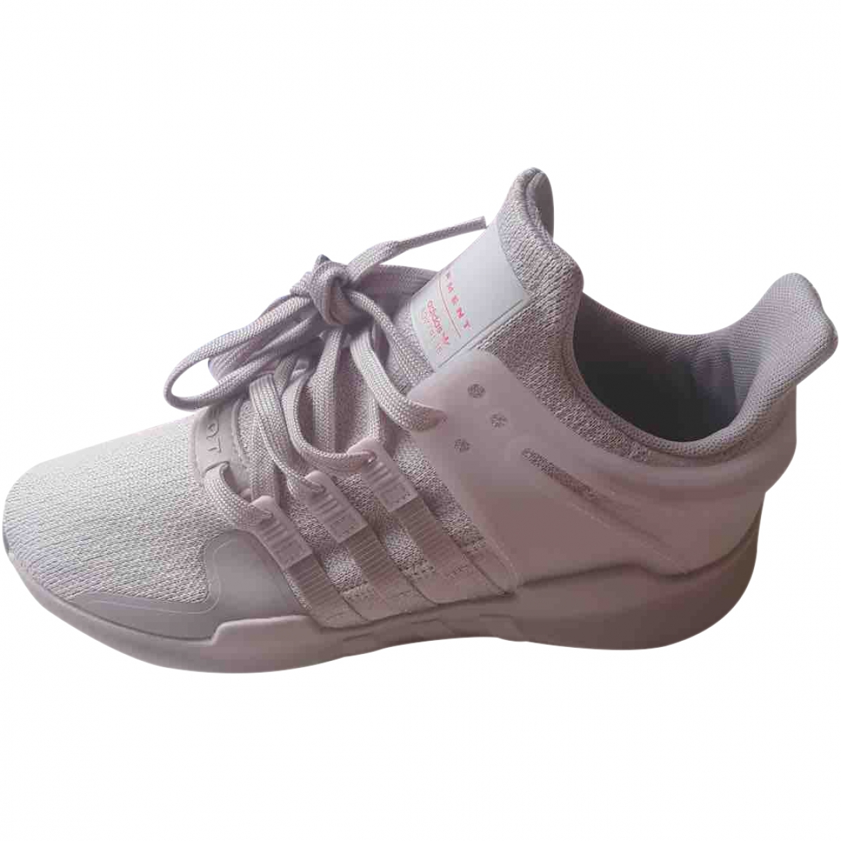 Adidas EQT Support White Rubber Trainers for Women 38 EU