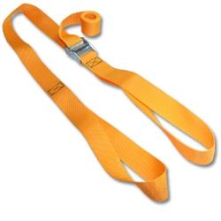 Loop Straps w/ 1 inch Cam Buckle & Heavyweight Polypropylene Webbing