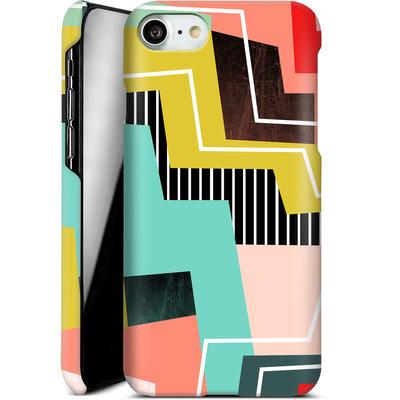Apple iPhone 8 Smartphone Huelle - Color Block I von Susana Paz