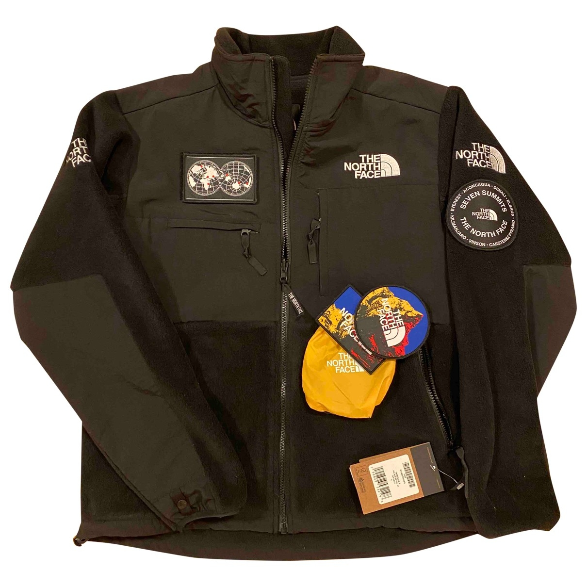 The North Face \N Jacke in  Schwarz Synthetik