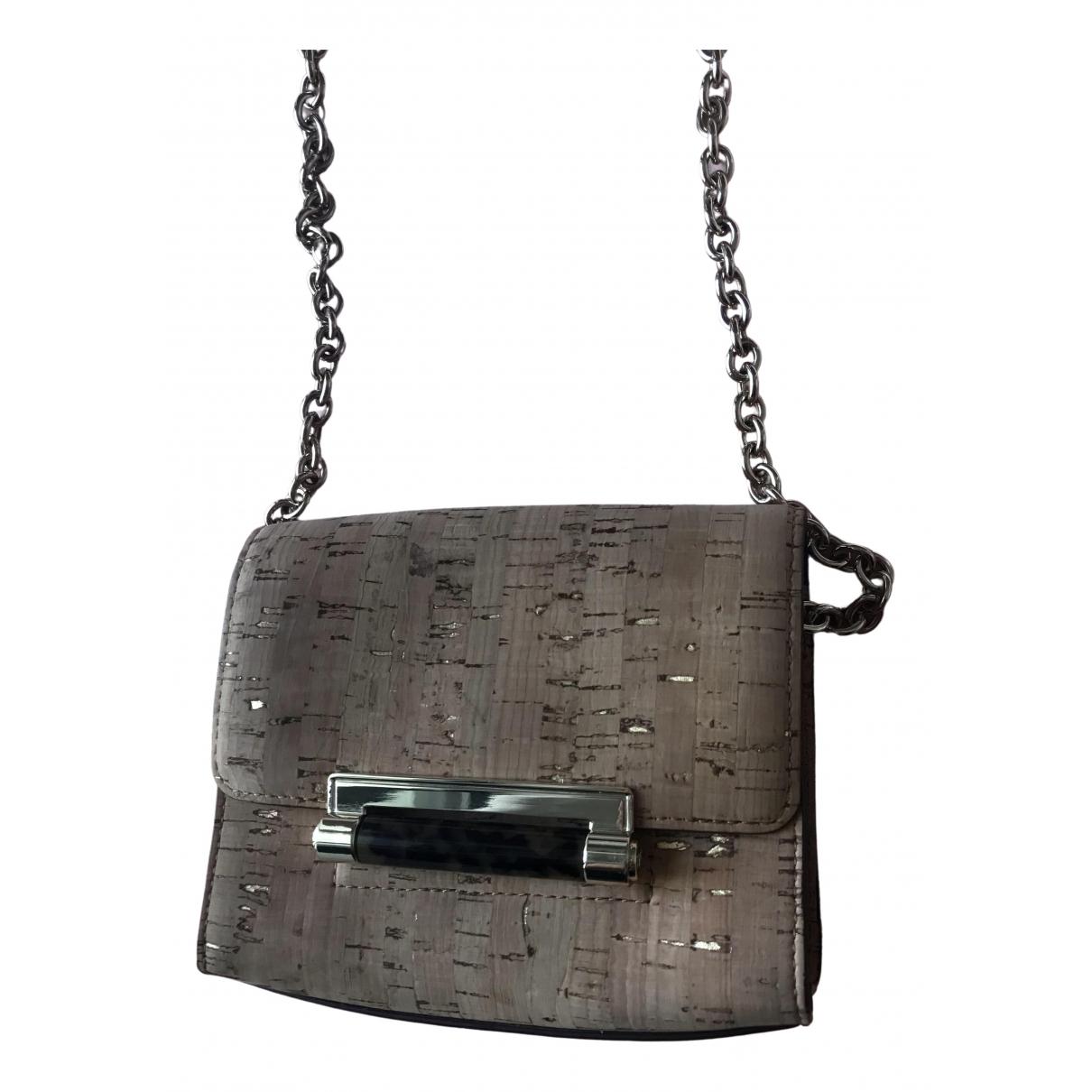 Diane Von Furstenberg N Beige Cloth handbag for Women N