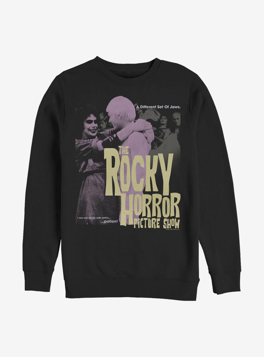 Rocky Horror Picture Show Groovy Picture Show Sweatshirt