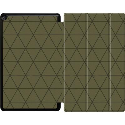 Amazon Fire HD 10 (2018) Tablet Smart Case - Moss von caseable Designs