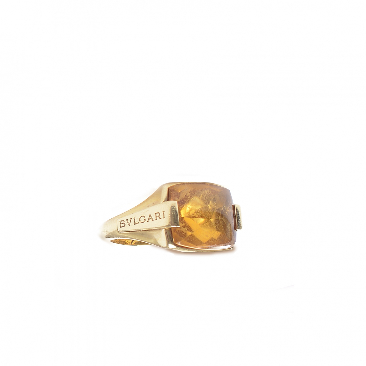 Bvlgari - Bague   pour femme en or jaune - jaune