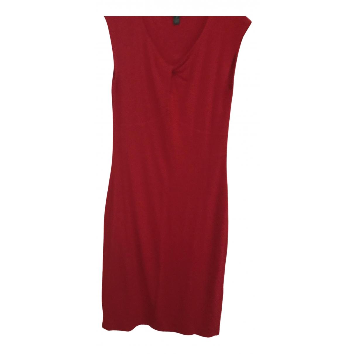 Lauren Ralph Lauren \N Red dress for Women M International