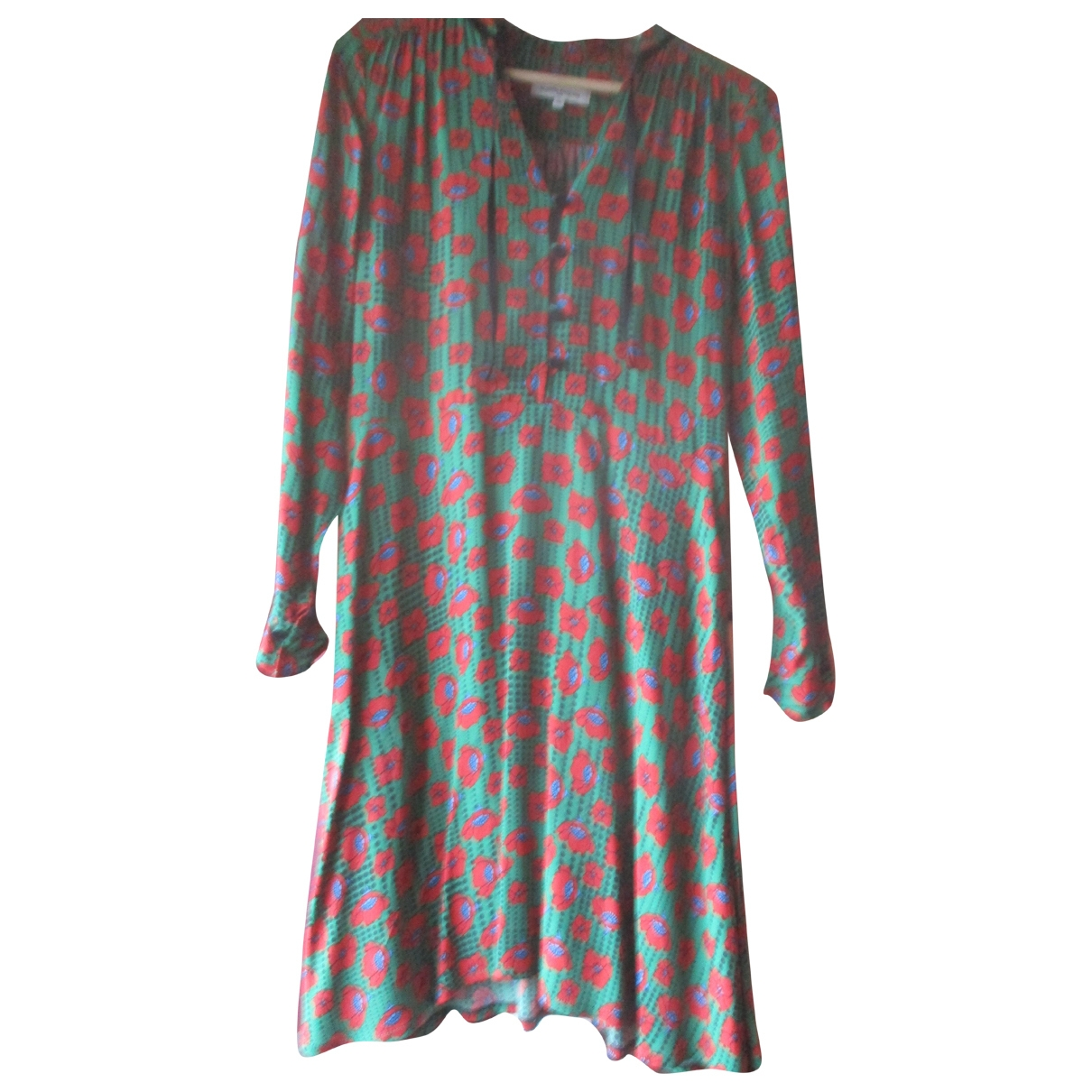 La Petite Francaise \N Green dress for Women 38 FR