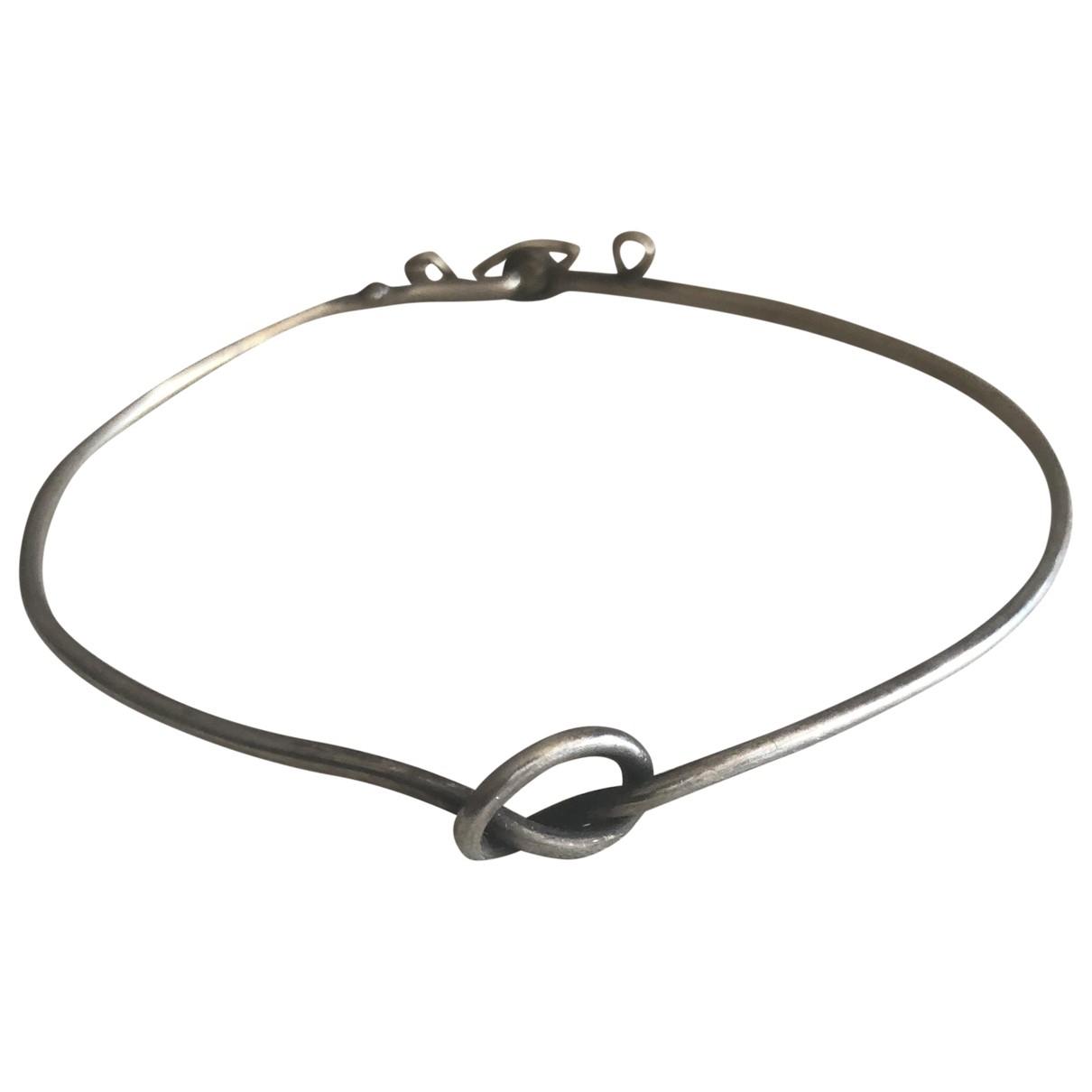 - Bracelet   pour femme en argent - argente