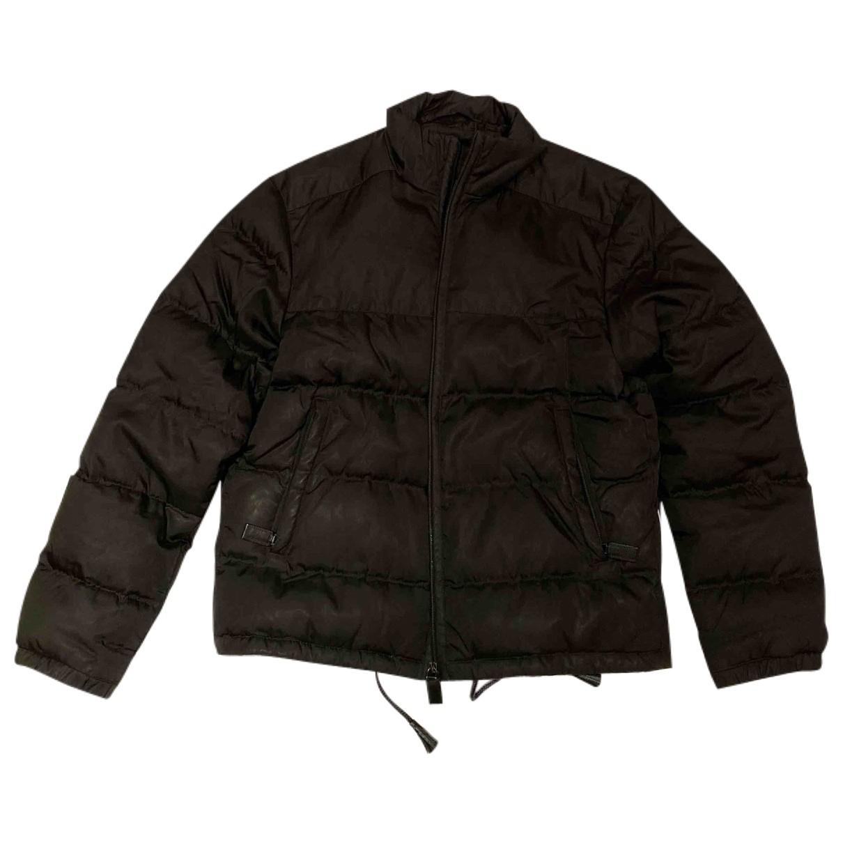 Prada \N Black coat  for Men 52 IT