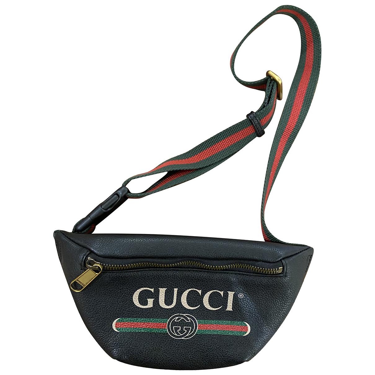 Pochette Coco capitan de Cuero Gucci