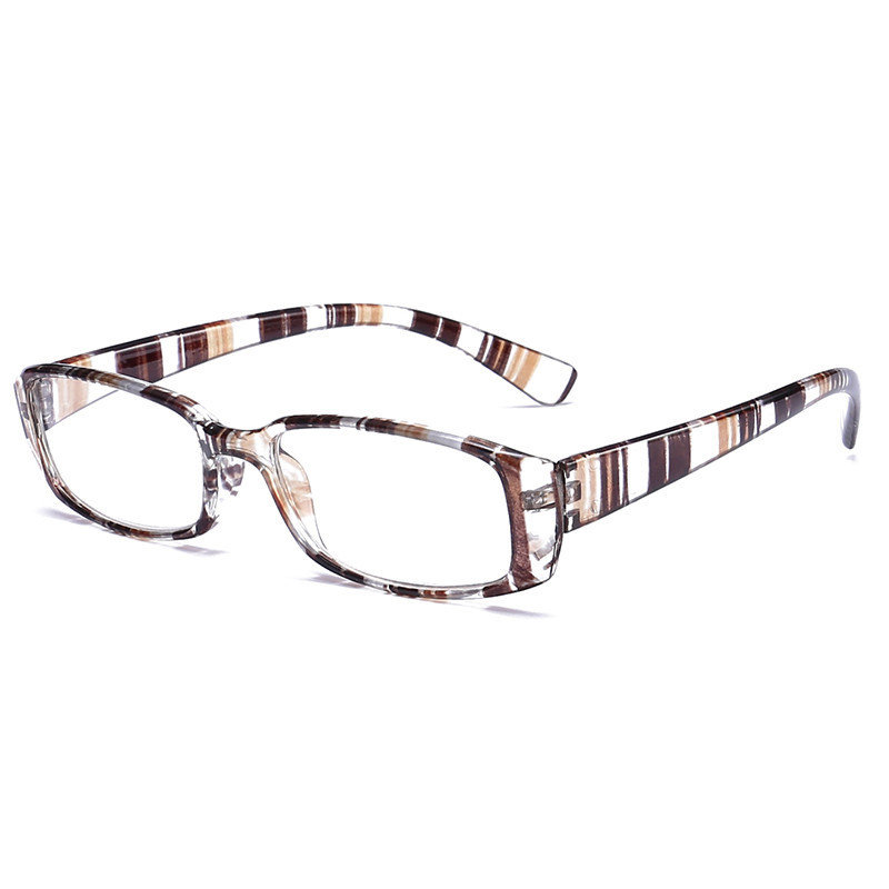 Reading Glasses Fashion Elderly Glasses Anti-Fatigue Unisex Eyeglasses Personal Health Eye Care