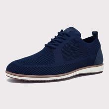 Zapatillas deportivas arriba baja de hombres con cordon delantero minimalistas
