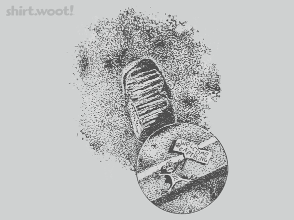 That´s One Small Step… T Shirt