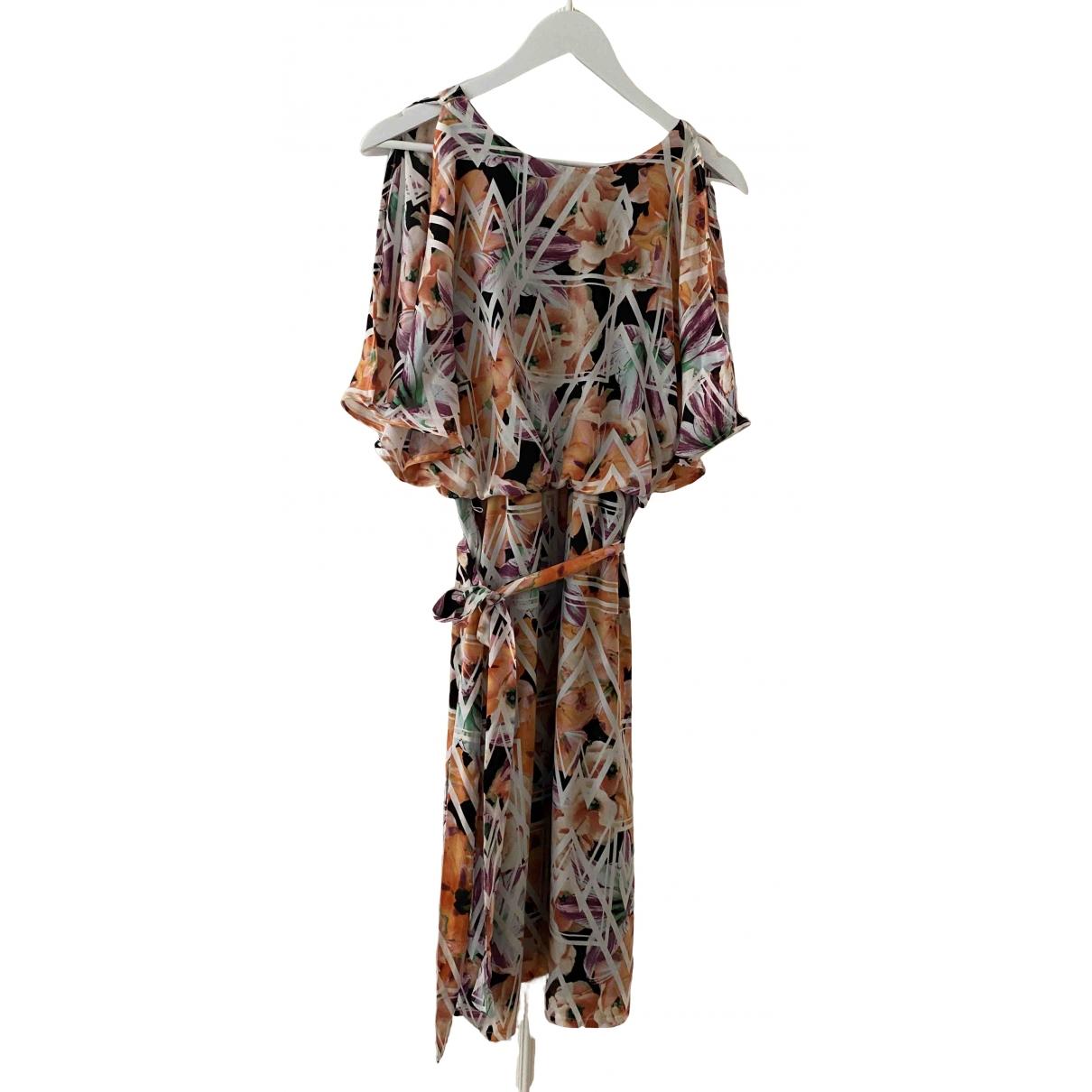 Julien Mac Donald \N Kleid in  Bunt Polyester