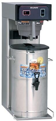 36700.0059 TB3Q 25.75 Trunk  90 oz. Concentrate Iced Tea Brewer With Quickbrew  SplashGard  in Stainless