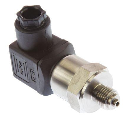 Jumo Pressure Sensor for Fluid, Gas , 16bar Max Pressure Reading