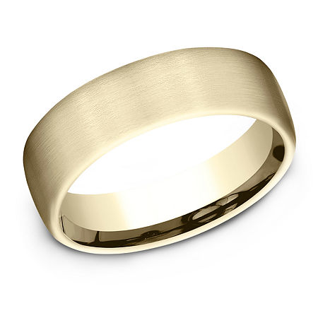 6.5MM 10K Gold Wedding Band, 14 , No Color Family