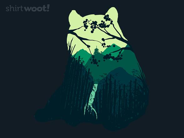 Stay Wild Panda T Shirt