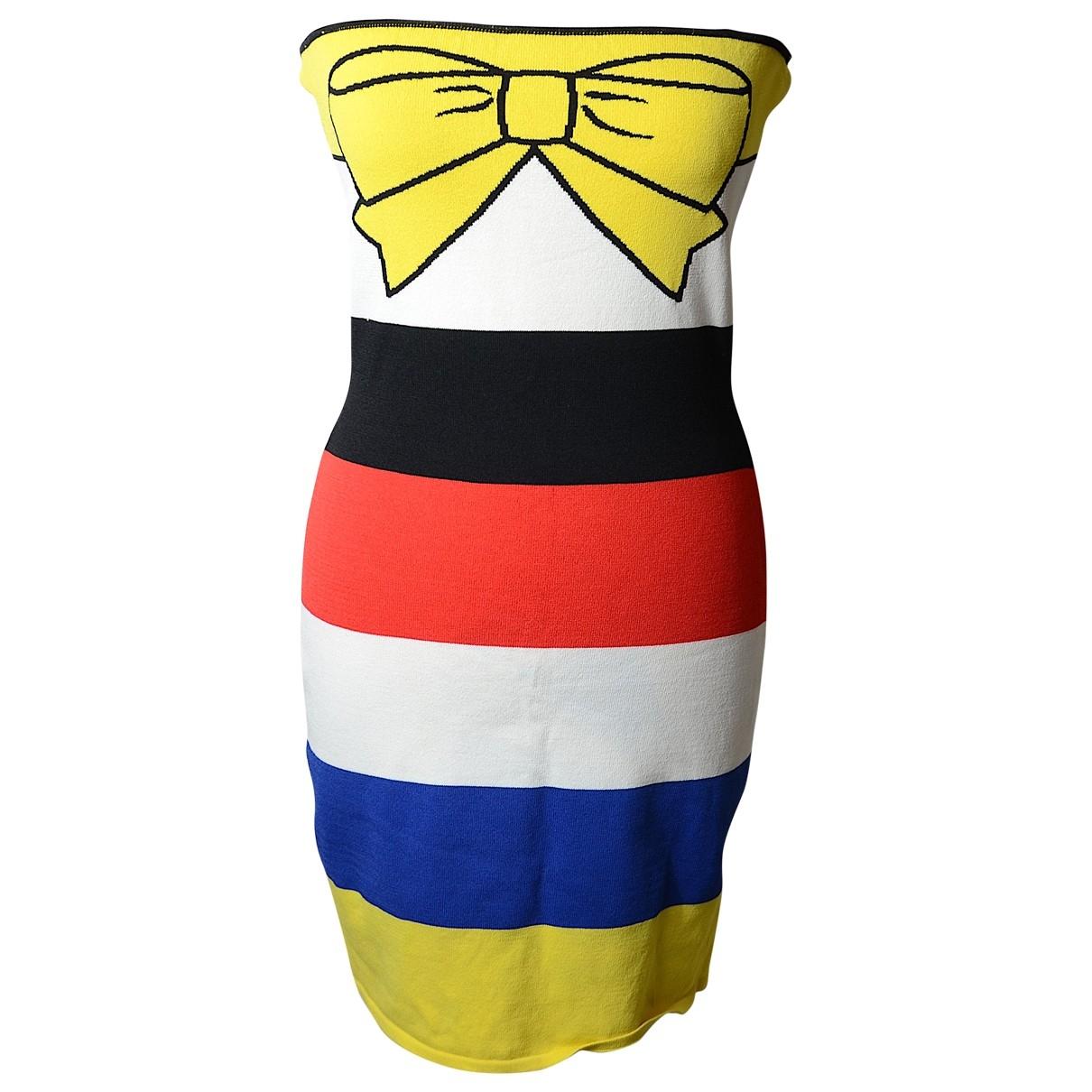 Jc De Castelbajac \N Kleid in  Bunt Synthetik