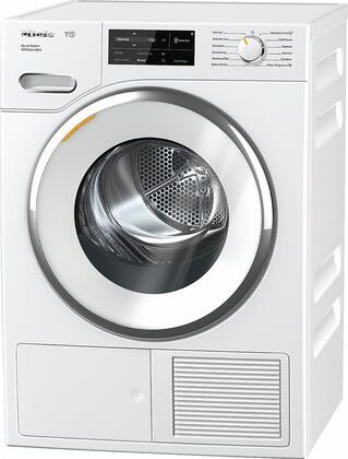 TWI180WP 24 110V - 120V Ventless Dryer with Steam Cycle  4.1 cu. ft. Capacity  Heat Pump Convertible Door Hinge  Drum Lighting  and Wi-Fi Conn@ct