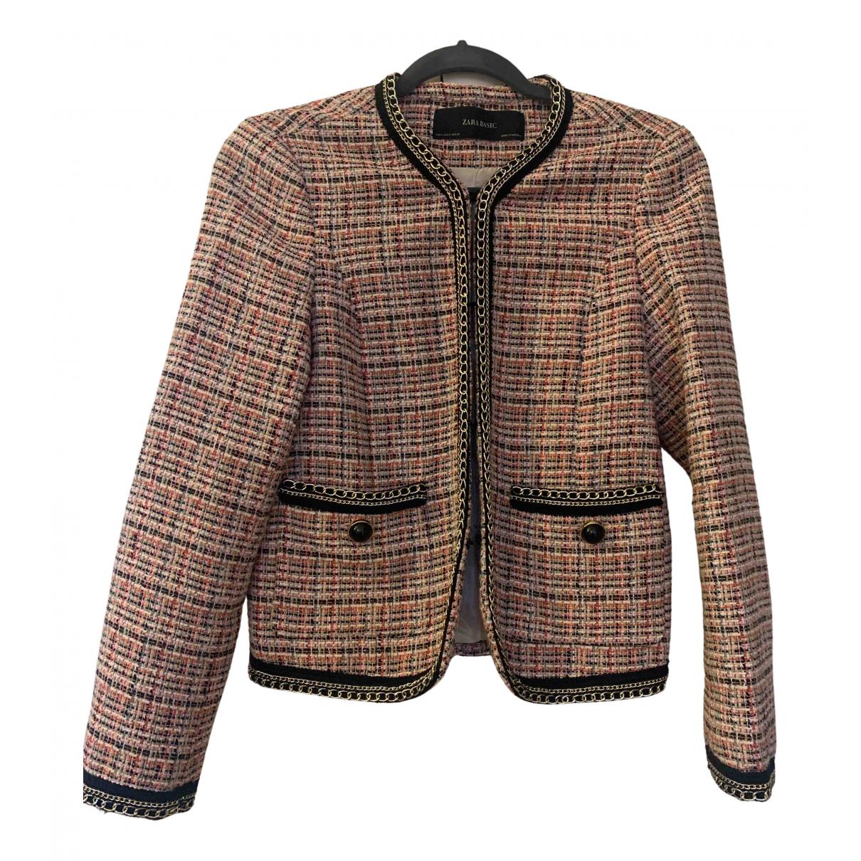 Zara N Multicolour Tweed jacket for Women S International