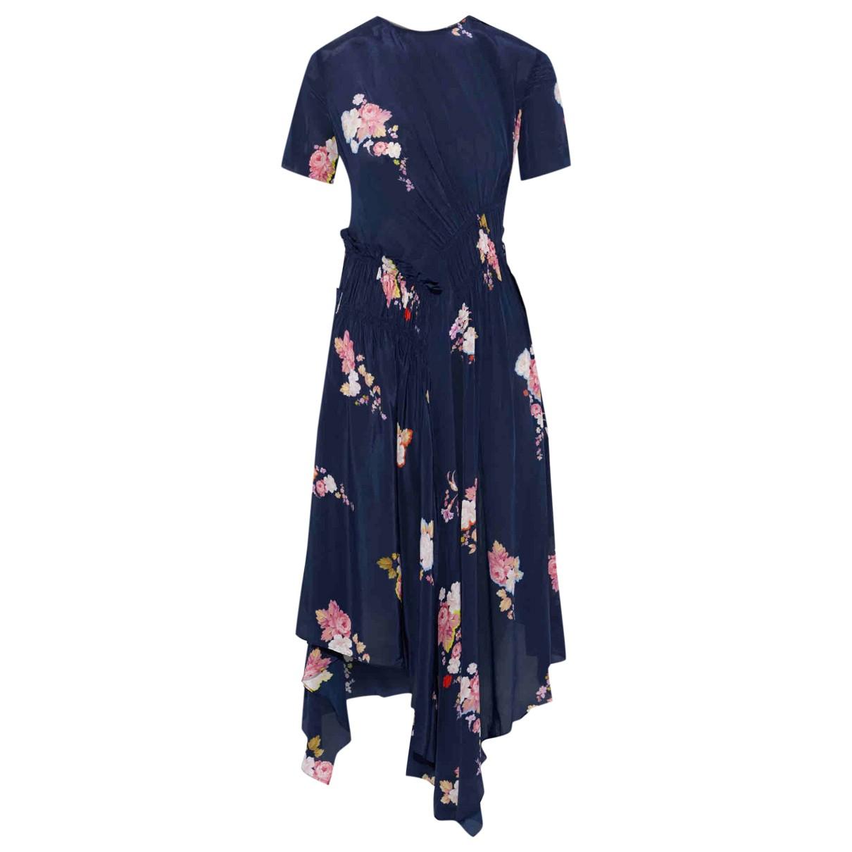 Preen \N Navy dress for Women S International