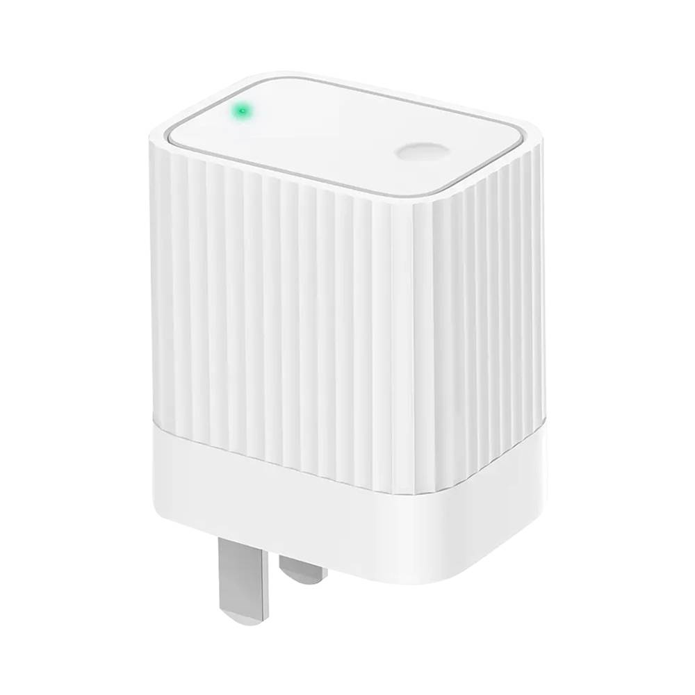 QINGPING Bluetooth WiFi Gateway Work With Mijia APP Smart Door Lock AU Plug From Xiaomi Youpin - White